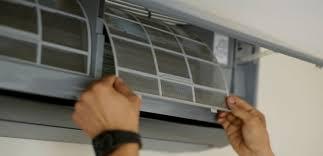 klima filtre temizleme