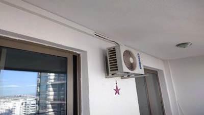 ankara klima montajı