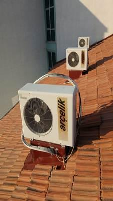 izmir klima montaj servisi