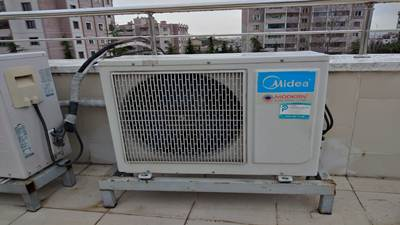 midea klima montajı servisi