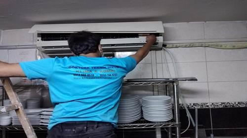 klima arıza servisi